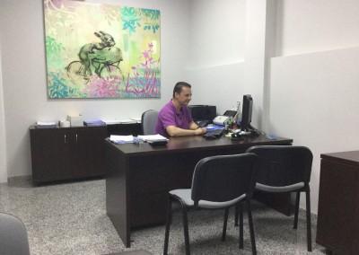 Despacho del Oficial de la Notaría